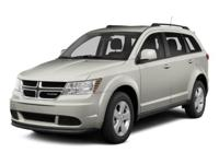 Options:  2013 Dodge Journey Sxt Our Prices:You`Re