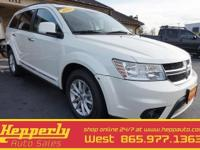 Here we have our Dodge Journey a.k.a. the All-In-One.