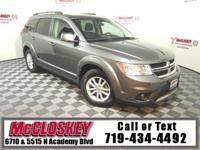 Turn Heads in this 2013 Dodge Journey! All Wheel Drive,