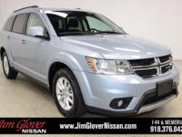2013 Dodge Journey SXT in Winter Chill Pearlcoat with