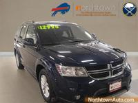 Take command of the road in the 2013 Dodge Journey!