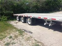 2013 Doonan 53' Triple Axle Trailer for sale in Austin,