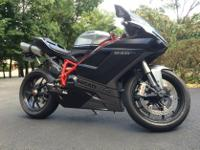 Make: Ducati Model: Other Mileage: 668 Mi Year: 2013