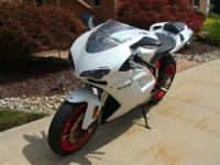 Make: Ducati Model: Other Mileage: 765 Mi Year: 2013