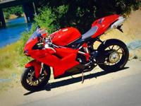 I am selling my beloved 13' Ducati 848 evo in showroom