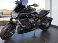2013 Ducati Diavel AMG. Own a piece of Ducati history
