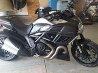Make: Ducati Year: 2013 Condition: Used The Ducati