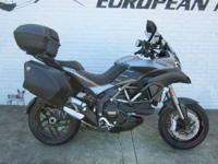 2013 Ducati Multistrada 1200 S Granturismo The S