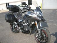 2013 Ducati Multistrada 1200 S GRANTURISMO. This bike