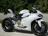 2013 Ducati Panigale 1199 ABS model with 2k mindful