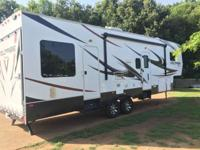 2013 Dutchman Voltage Toyhauler 5th Wheel V3005 FOR