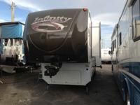 Pre-Owned 2013 Dutchmen RV Infinity 3860MS Fifth Wheel