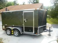 Trailer is Just Like New, But at a USED Price. Fully