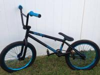 I have a 2013 Eon Verde Bmx for sale. I bought it off