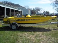 Merely In! This 2013 Excel SE760 Bass Watercraft has