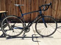 This Felt stamina road bike is in excellent condition