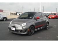 This 2013 FIAT 500 Abarth is offered to you for sale by