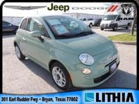 2013 FIAT 500 2dr Hatchback Pop Pop Our Location is: