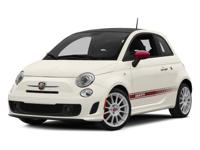 This 2013 Fiat 500 Abarth in Gray features: Clean