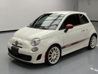 2013 Fiat 500 with 1.4L I4 Engine,5-Speed Manual