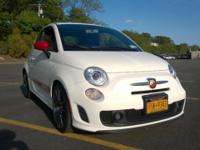 I had an initial Abarth when they were first made in