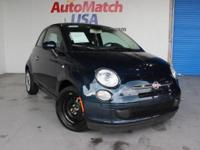 2013 Fiat 500 Hatchback Pop Our Location is: AutoMatch