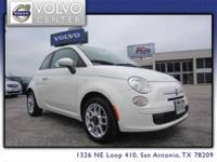 2013 Fiat 500 Hatchback Pop,w/Sport Wheels &
