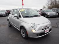 This 2013 FIAT 500 is a real winner with features like