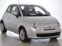New Price! This 2013 Fiat 500 Pop in Argento features.