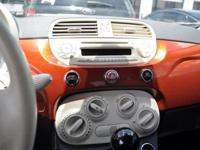 Come see this 2013 FIAT 500 Pop. Its transmission and