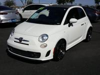 Abarth FWD 5-Speed C510 Manual34/28 Highway/City