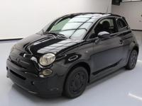 2013 Fiat 500 with Electric Motor,Automatic