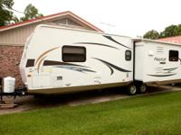 2013 Flagstaff (Forrest River) Super Lite 27RLSS, like
