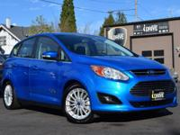 BLUE CANDY METALLIC w/ LEATHER INTERIOR (CLEAN CARFAX)