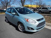 WOW! WHY BUY NEW? 2013 FORD C-MAX ENERGI SEL** HEATED