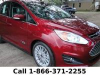 2013 Ford C-max Energi SEL Features: Push-Button Start