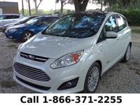 2013 Ford C-max Energi SEL Features: Leather Seats -