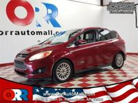 2013 Ford C-Max Energi SEL 40/36 City/Highway MPG