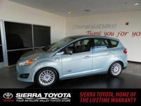 Check out this 2013 Ford C-Max Energi SEL. Its Variable