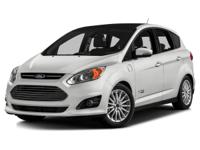 Look at this ONE OWNER Ford C-Max Energi with FULL