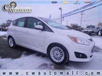Stop looking! This 2013 Ford C-Max Hybrid is just what