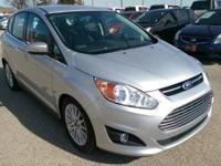 This 2013 Ford C-Max Hybrid SEL is proudly offered by
