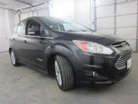 The 2013 Ford C-Max sets a new precedent when it comes