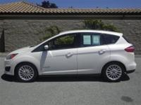 Gets Great Gas Mileage: 37 MPG Hwy... This 2013 Ford