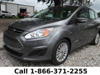 2013 Ford C-max Hybrid SE Features: Hybrid - Touch