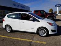 CARFAX One-Owner.42/37 City/Highway MPGWhite 2013 Ford