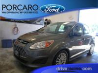 Options:  2013 Ford C-Max Hybrid Se|Sterling Gray