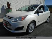 Check out this 2013 Ford C-Max Hybrid SE. Its Variable