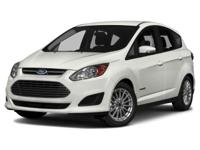 2013 Ford C-Max Hybrid SE in Oxford White custom