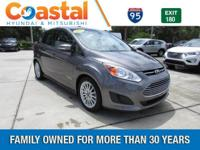 This 2013 Ford C-Max Hybrid SE in features: FWD Clean